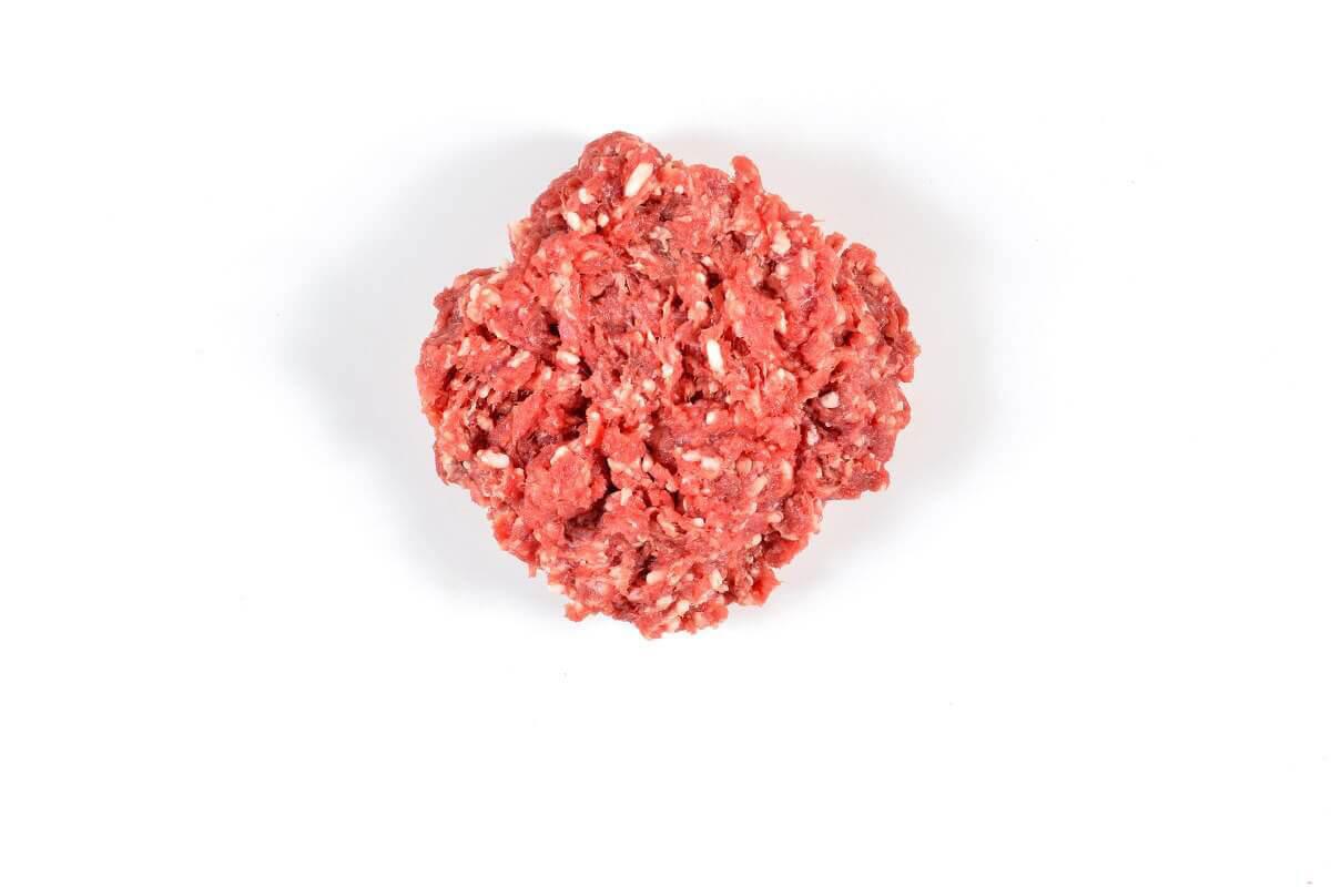בשר בקר מעורב בשר טלה