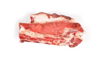 חזה בקר עם עצם מס' 3 ברוסט בקר